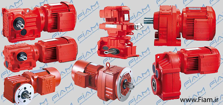 محصولات-اس-ای-دبلیو-gearbox-SEW