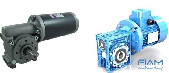 گیربکس الکتروموتور یا موتور گیربکس